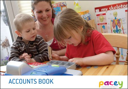 The PACEY Accounts Book has been designed to make your record keeping easier. Keep records of your income and expenditure. Contains a guide to calculating childminding expenses and is suitable for submission to HM Revenue and Customs.