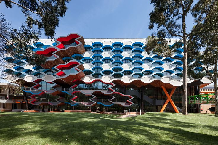 La Trobe University Institute for Molecular Science by Lyons Architects
