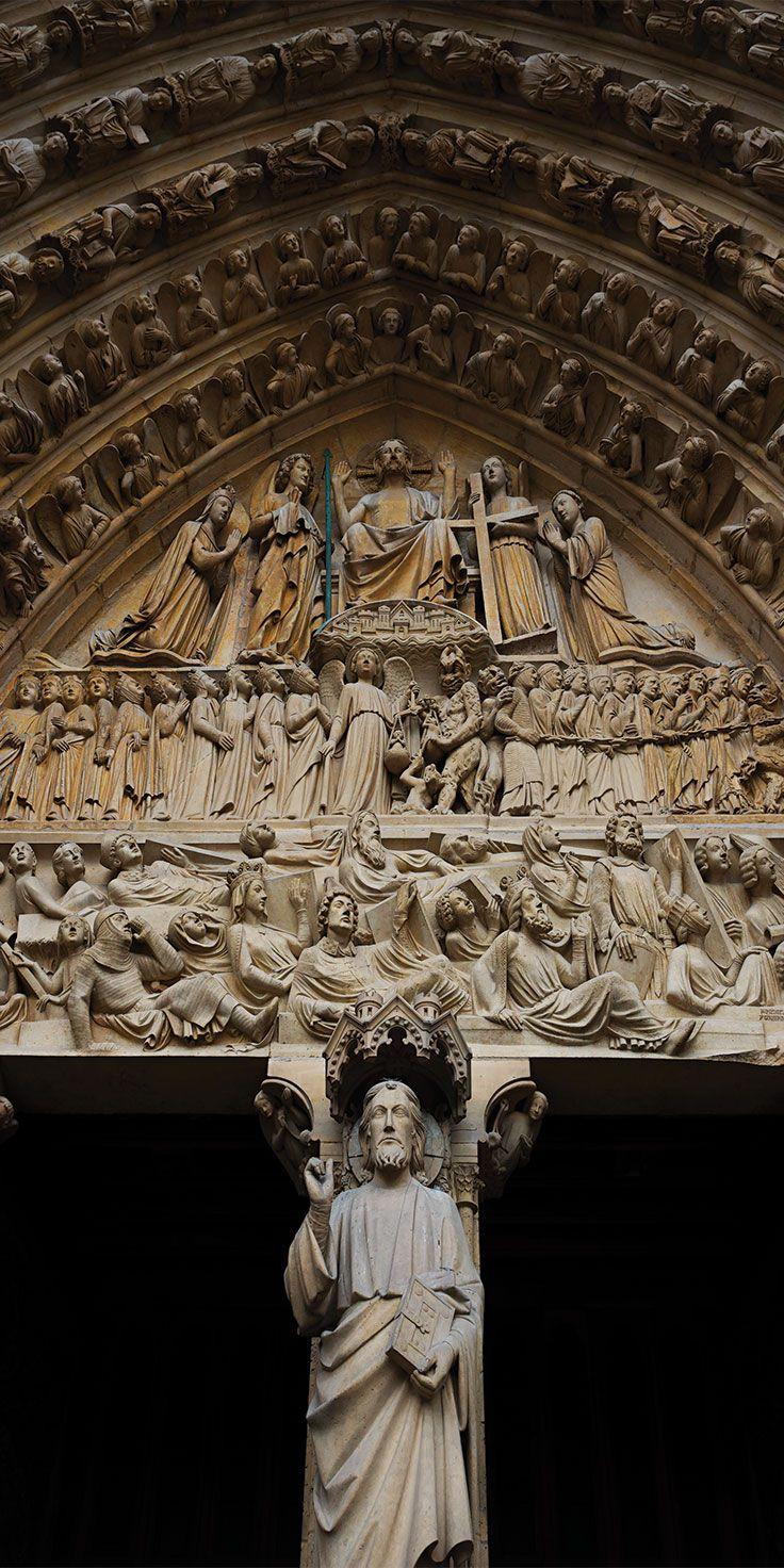 Visiting Notre Dame in Paris - by Lauren Bath