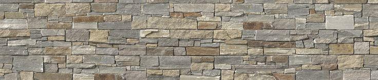 Panel NOLTE z nadrukiem - rustykalny kamień