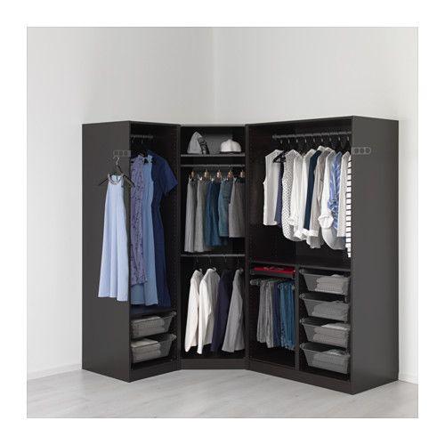 PAX Garderobekast - 196/146x60x201 cm - IKEA