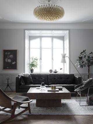 The calm and collected home of a Swedish interiors stylist