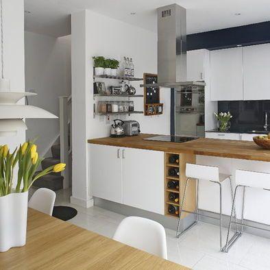 53 best Cuisines modernes images on Pinterest Kitchen ideas - Hauteur Plan De Travail Cuisine Ikea