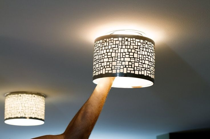 Magnetic shades for recessed lights.  Get your dream home without breaking the bank.