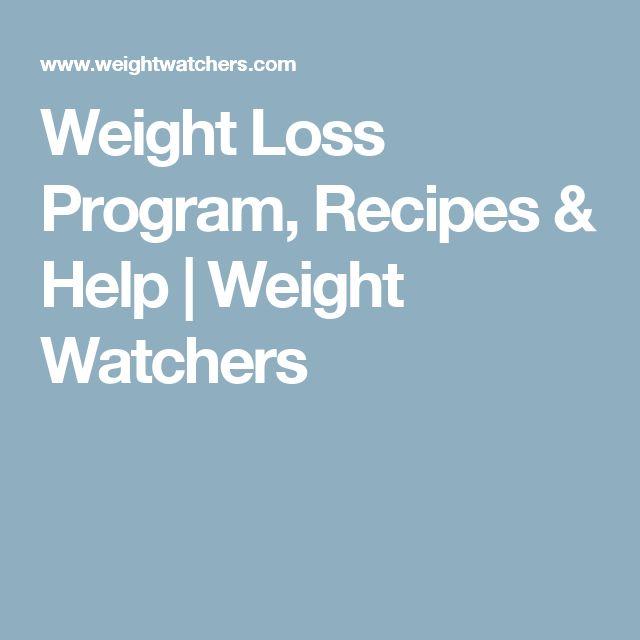 Weight Loss Program, Recipes & Help | Weight Watchers