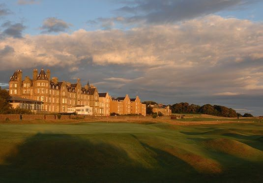 Scottish coastal hotel with an award-winning restaurant and spa