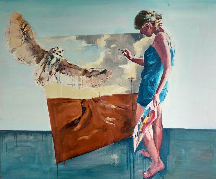 2014 | Tomasz Kozłowski Painting