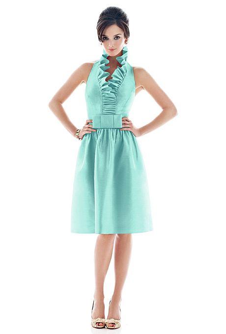 47 best Green Bridesmaid Dresses images on Pinterest | Ballroom ...