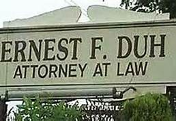 Funny Law Firm Names!  Happy Monday from The Ward Law Firm! www.WardLawFirmGA.com