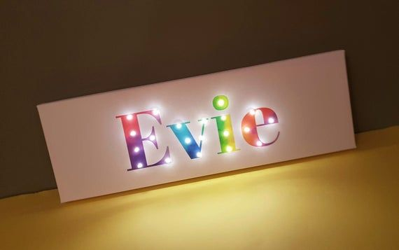 Zobacz Ten Produkt W Moim Sklepie Etsy Https Www Etsy Com Pl Listing 663511808 Rainbow Baby Decor Rainbow Wall Art Rainbow Party Decorations Light Up Letters