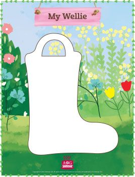 My WellieWishers coloring activity | American girl wellie ...