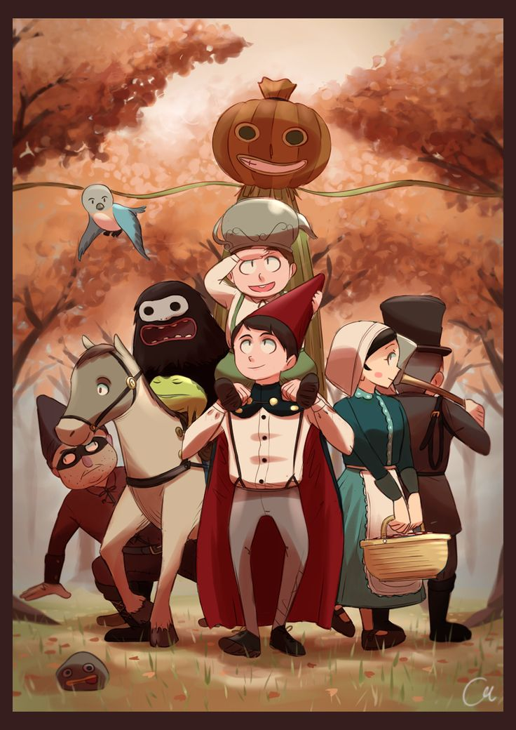 71 Best Images About Over The Garden Wall On Pinterest Gardens Art Styles And Cartoon
