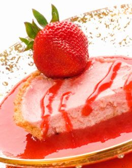 7 Delicious Diabetic Desserts    Strawberry Cool Whip Pie