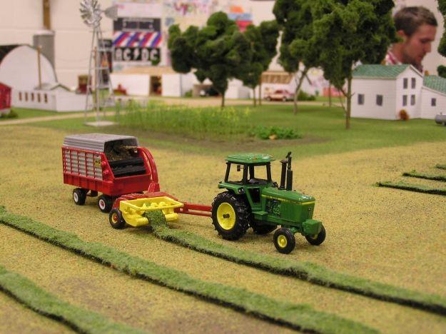 1 64 National Display Winner Dairy Farm Toys Farm