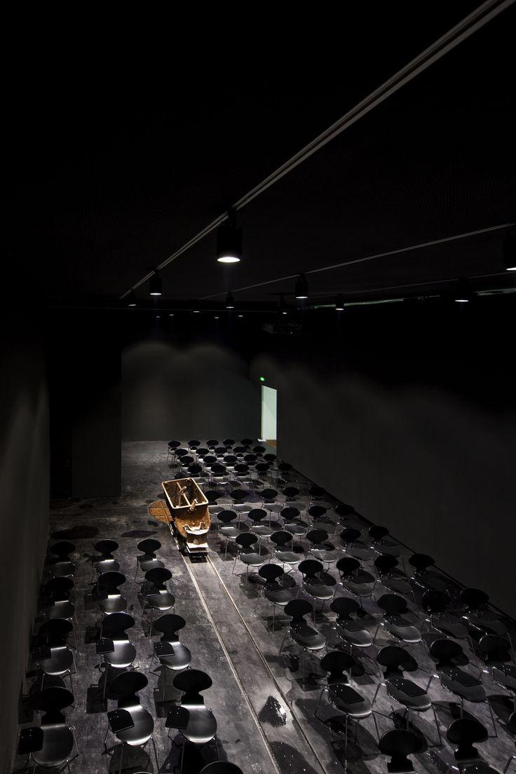 Fernando Guerra / FG+SG, João Mendes Ribeiro · Rehabilitation and Expansion of the Casa das Caldeiras (Boiler Room) · Divisare