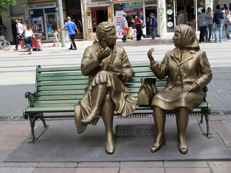 Eskisehir, Turkey.  My Mother was born here.