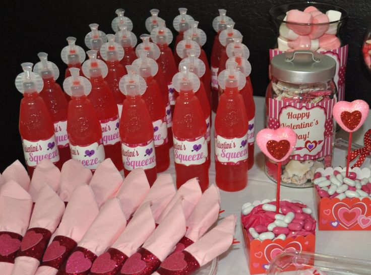 diy valentine's day table decorations