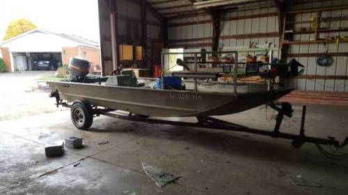 Bowfishing Boats on Craigslist for Sale #boats #bowfishing #fishing #craigslist