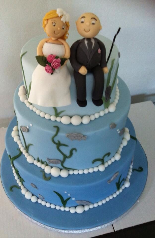fish wedding cake ideas 17 best images about wedding ideas on fishing 14300