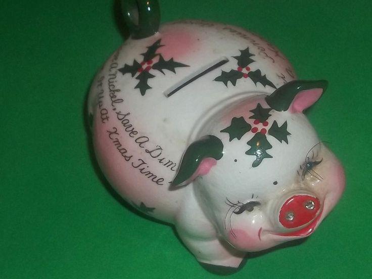 172 Best Images About Piggy Bank On Pinterest Ceramics