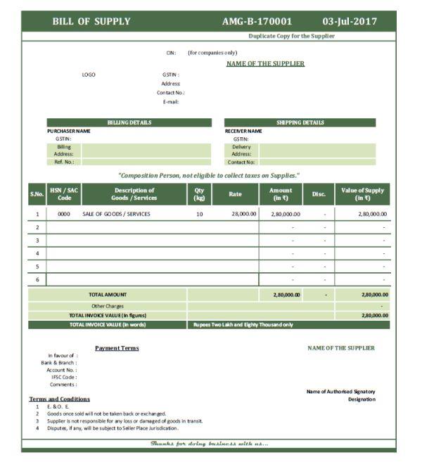 Gautam Jain (ivygautam) on Pinterest - tax invoice