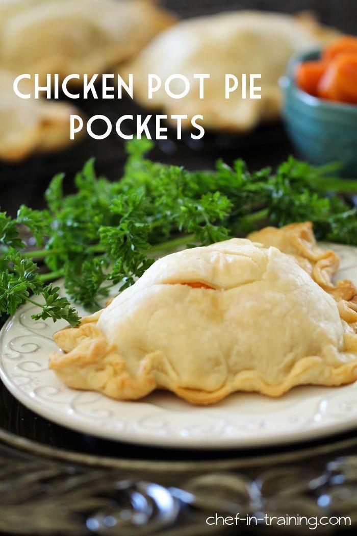 58 best Homemade Hot Pockets images on Pinterest ...