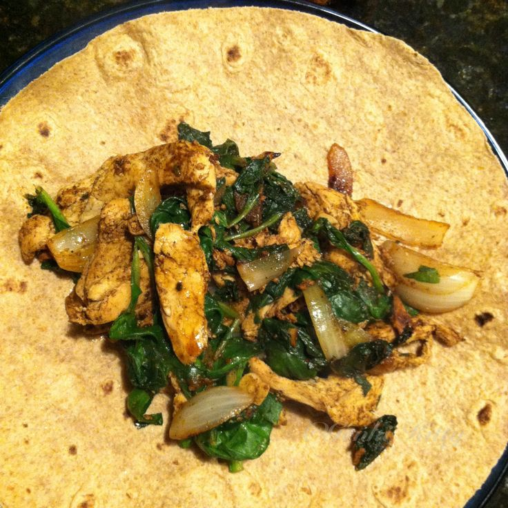Chicken Vegan Fajitas Recipe