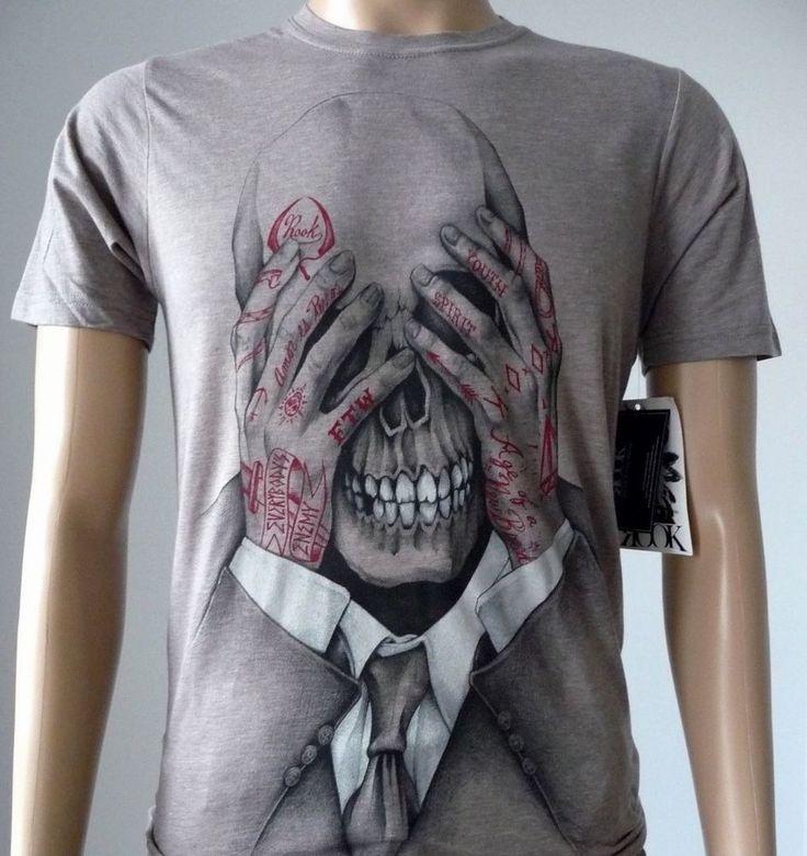 #Check out Rook Men's T-Shirt Size Small With Public Enemy Logo NWT #Rook #GraphicTee #TShirts https://www.ebay.com.au/itm/162726096621?roken=cUgayN&soutkn=ybR5bG via @eBay