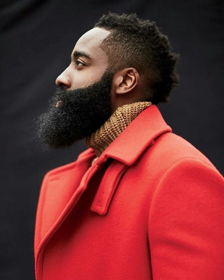 STYLE  James Harden NBA basketball player