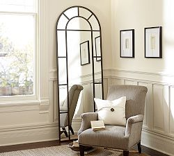 Floor Mirrors, Large Floor Mirrors & Leaning Mirrors | Pottery Barn