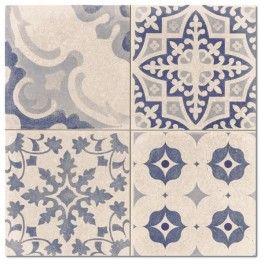 Płytki rustykalne wzorzyste - Kolekcja Skyros - Realonda