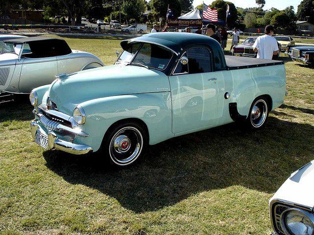 1953 FJ Holden Ute from Australia.. SealingsAndExpungements.com... 888-9-EXPUNGE…