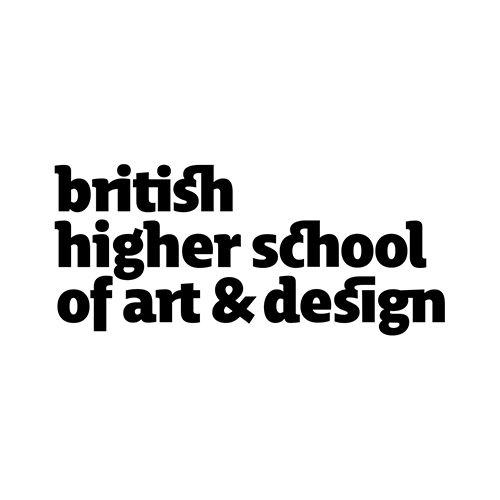 Картинки по запросу британская высшая школа дизайна логотип