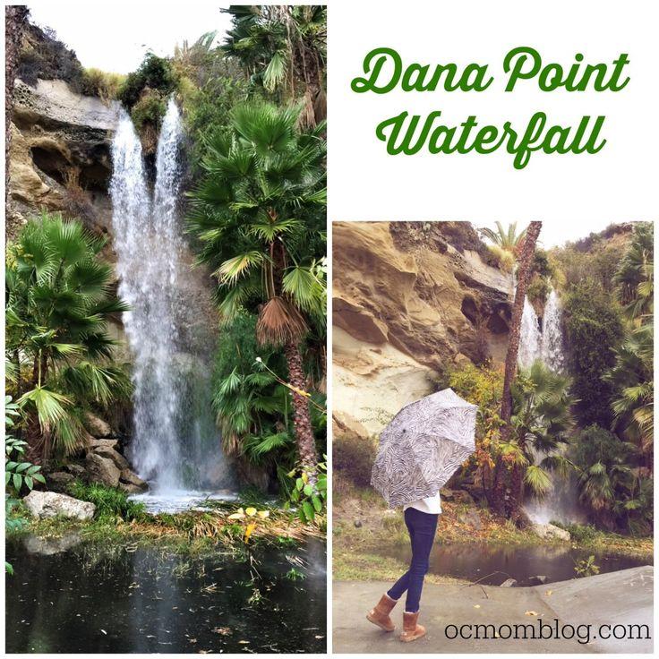Dana Point Watefall