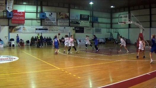 highlights Γυναικείου ΠΣ Ευκαρπίας-Μ.Αλέξανδρος Καλοχωρίου