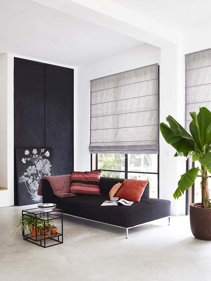 9 best Rideaux images on Pinterest Living room, Blinds curtains