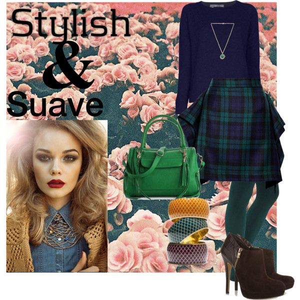 """""""Suave Style is My Style"""" by sarahisfashion on Polyvore"""