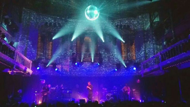 Elbow mirrorball