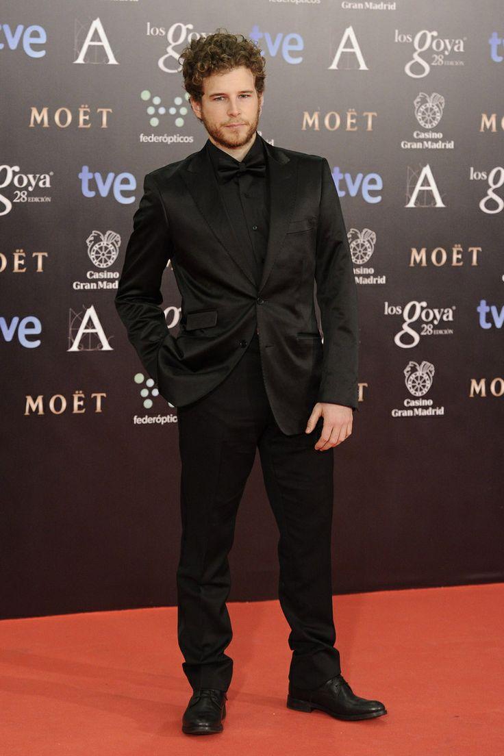 Alvaro Cervantes - Premios Goya 2014