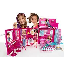 Barbie Life in the Dreamhouse - The Amaze Chase™ Glam Camper™ 4