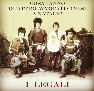 Il blog del Gufo Saggio - Spam poetico ed altro: Chiccata n. 100 - Avvocati cinesi