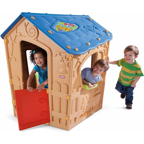 Walmart Outdoor Toys : Best images about plastic playhouse for kids on