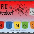 Help your students review several ways to be a bucket filler. This game comes with a set of 8 BINGO game cards, 30 calling cards, and bookmarks for...