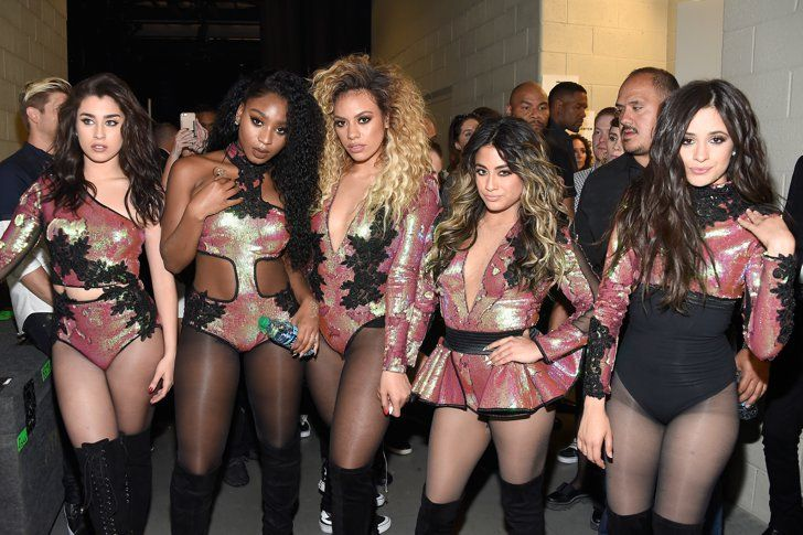 Pin for Later: 23 of the Cutest Billboard Music Awards Pictures  Pictured: Fifth Harmony