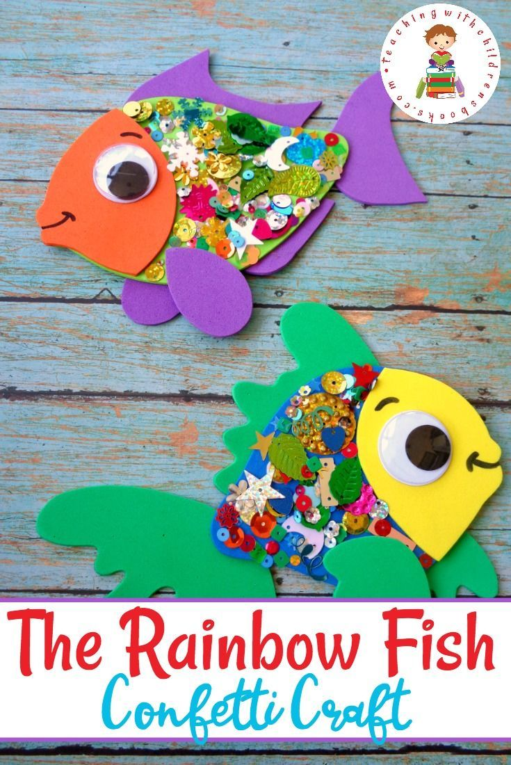 25 b sta the rainbow fish id erna p pinterest for 94 1 the fish