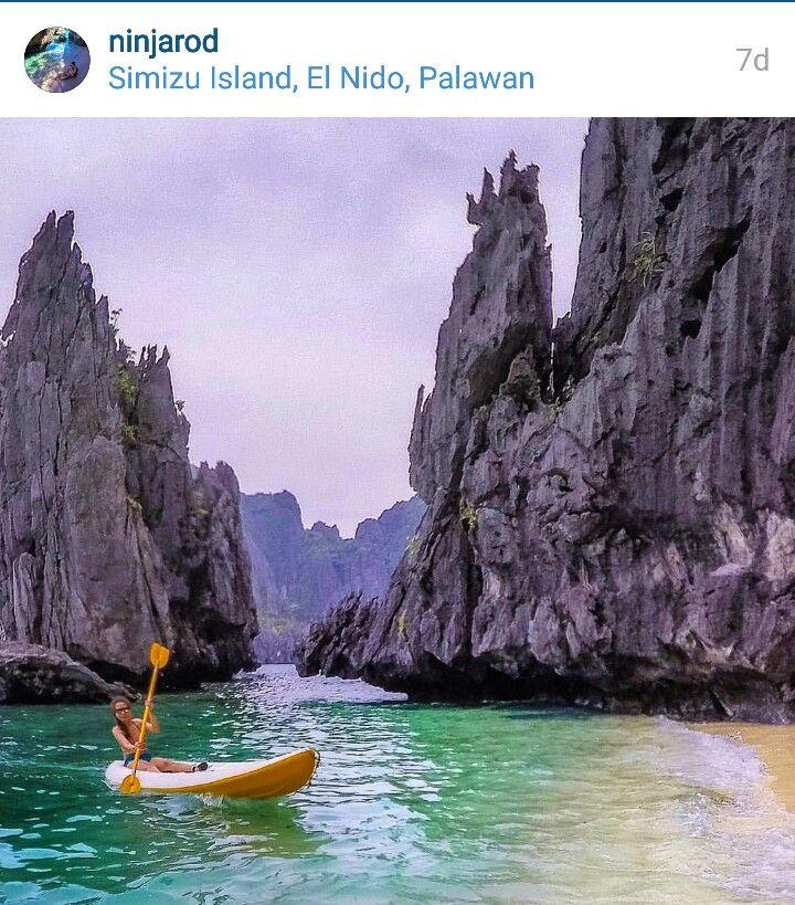 Simizu Island El Nido
