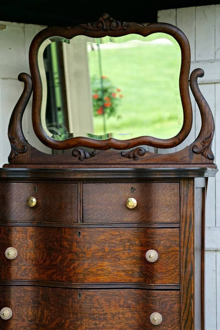 Antique Furniture Refurbished Instead Of Painted. #restore #restoration # antique #furniture - Antique Furniture Restored Instead Of Painted Best DIY Projects