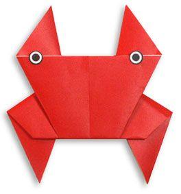 Origami Crab2