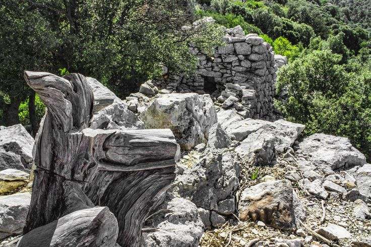 Nuraghe Co'e Serra by Fabio Moro, Baunei #Ogliastra #Sardinia