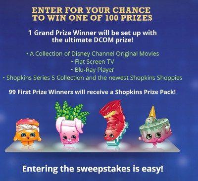 Free Shopkins : Win 1 of 100 Shopkins Prize Packs Sweeps - http://couponsdowork.com/freebies-giveaways/free-shopkins-sweeps-2016/